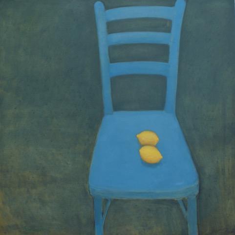 chair-and-2-lemons-40×40